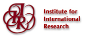 Institute for International Research (IIR) web site